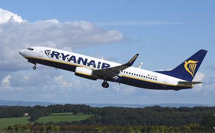 Ryanair ogłosił wielką weekendową wyprzedaż biletów. Duże obniżki