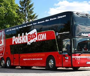 Protest związkowców z PolskiegoBusa. Kierowcy nie wyjadą w trasy?