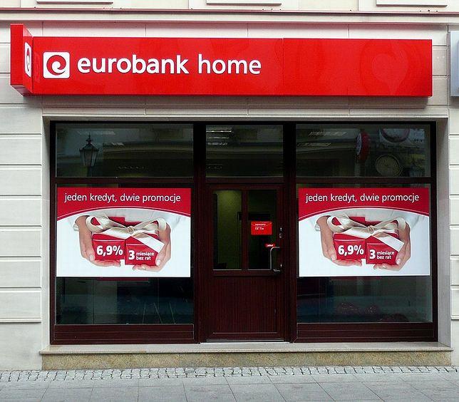 Eurobank znika z Polski. Co to oznacza dla klientów