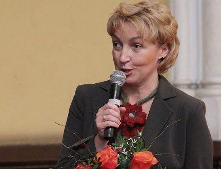 Śląskie. Beata Zygmundzik, prezeska bytomskiego koła Polskiego Związku Niewidomych, została laureatką konkursu Lady D. im. Krystyny Bochenek.
