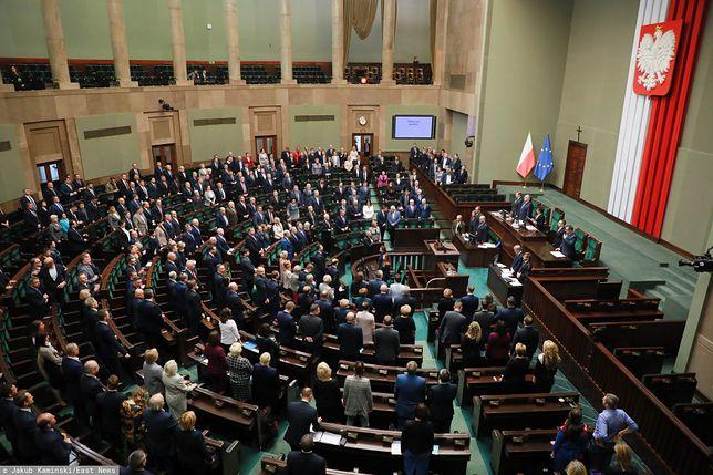 Posłowie opozycji zmarnowali szansę na odrzucenie projektu PiS