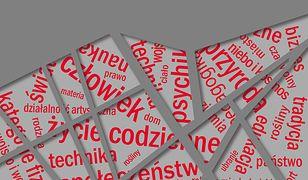 Tematyczny podział słownictwa współczesnego języka polskiego - teoria, praktyka, leksykografia