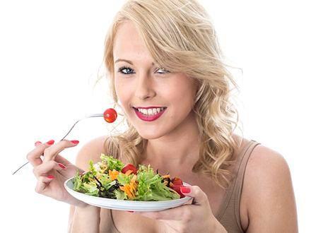 Dieta głodnej dziewczyny