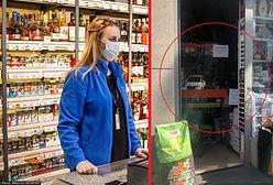 Sklepy zabezpieczają się przed koronawirusem. Komfort dla pracowników i klientów