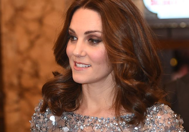 Księżna Kate pojawiła się na gali tuż po rzekomej strzelaninie. Anglicy wstrzymali oddech