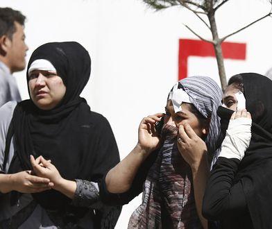 Afganistan. Eksplozja na sali weselnej w Kabulu. Kilkadziesiąt ofiar