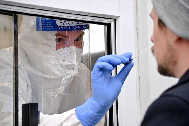 Koronawirus. Niemcy: padł nowy rekord zakażeń