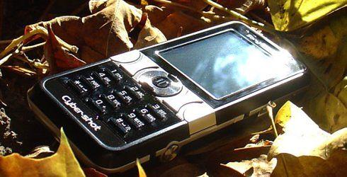 Testujemy Sony Ericsson K550i