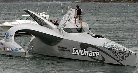 Powerboat pijący ludzki tłuszcz!