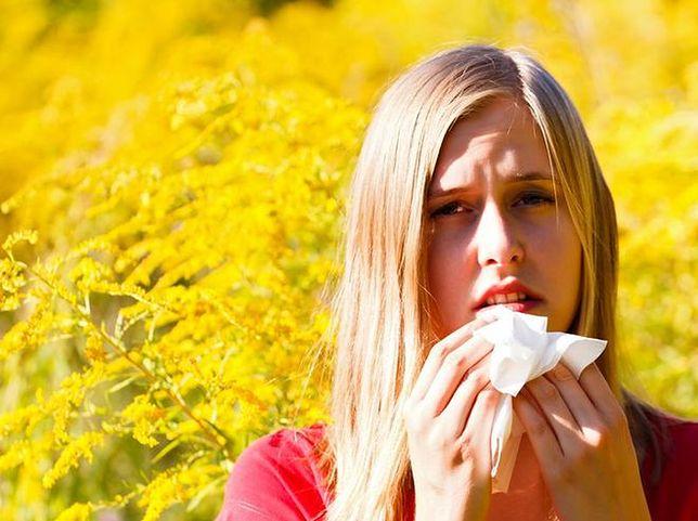 Sezon na alergie