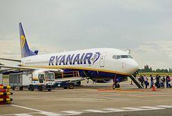Bruksela. Pasażer wszedł do samolotu bez dokumentów i zamknął się w toalecie