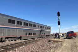 Katastrofa kolejowa w USA. Trzy osoby nie żyją
