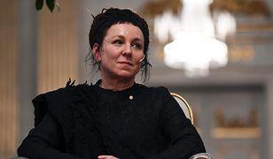 Olga Tokarczuk, laureatka Nobla