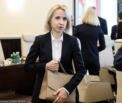 Pomysł Teresy Czerwińskiej spotkał się z krytyką m.in. Jadwigi Emilewicz, minister przedsiębiorczości.