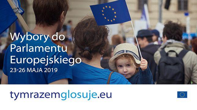 Tym razem głosuję! Wybory europejskie już 26 maja
