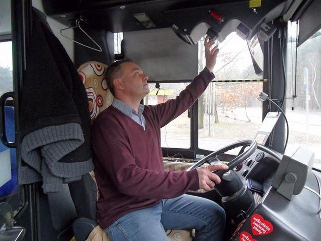 Kierowca MZA uratował życie pasażerowi!