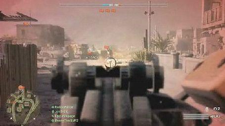 Rozgrywka: Battlefield: Bad Company 2