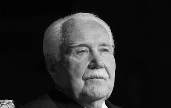 Ostatni polski prezydent na uchodźstwie Ryszard Kaczorowski
