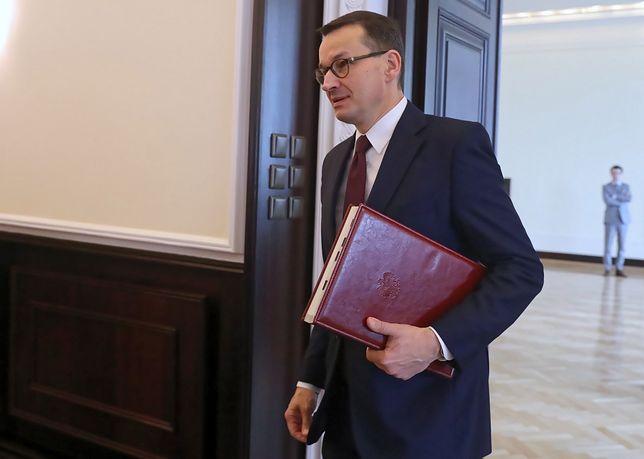 Mateusz Morawiecki pozostanie na stanowisku premiera