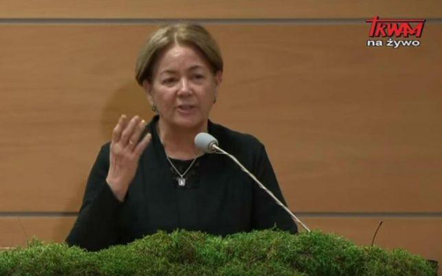 """Wdowa po Janie Szyszko, byłym ministrze środowiska ujawniła, że jej mąż """"najgorsze ciosy dostawał od swoich"""" z PiS."""