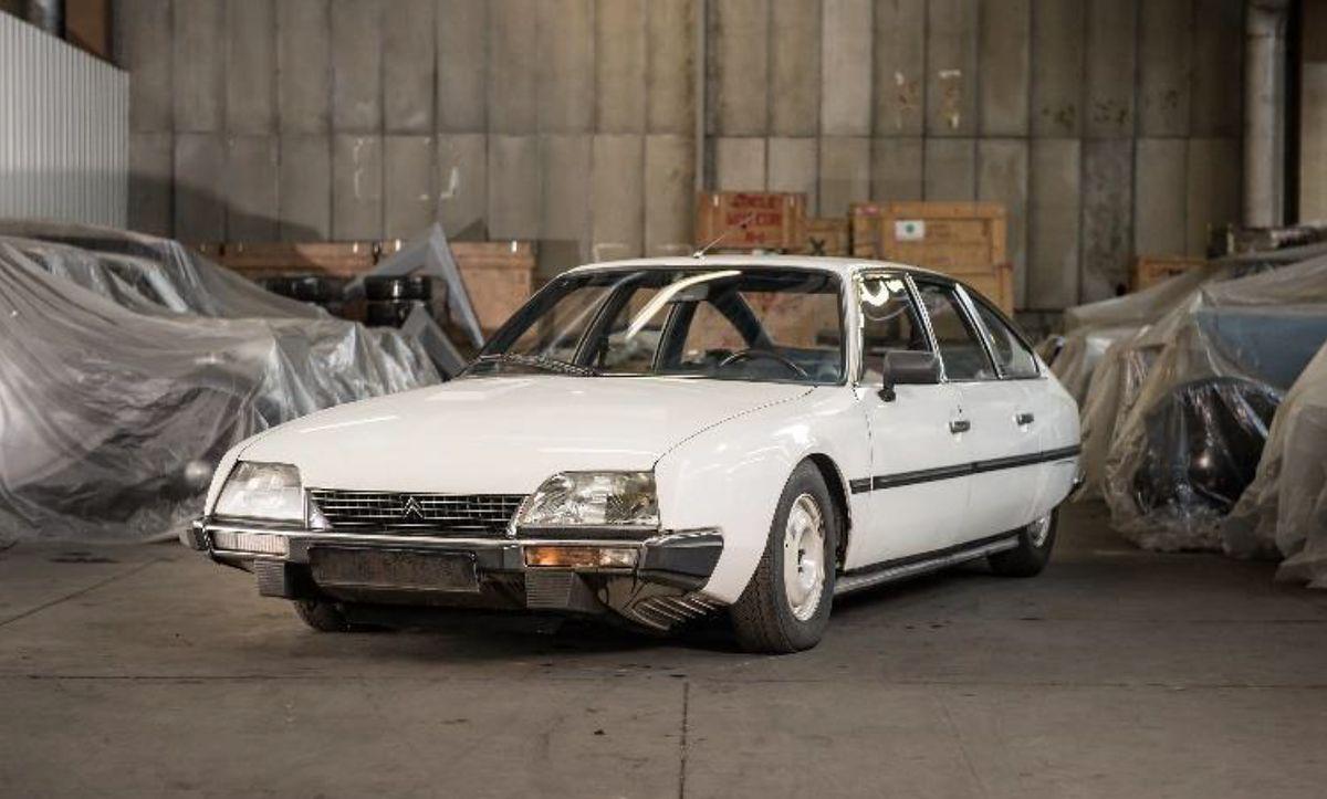 Citroen wyprzedaje swoje muzeum. Będzie okazja kupić francuskie prototypy