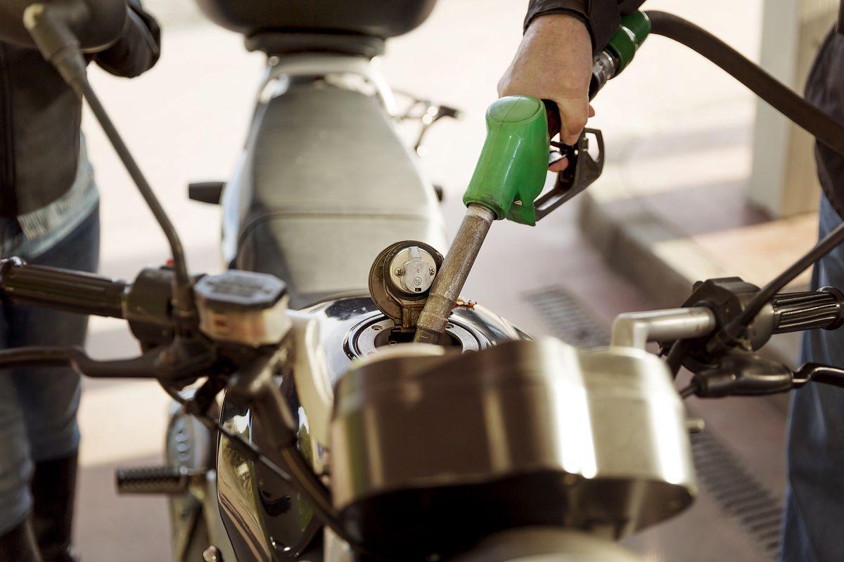 Motocykle są bardziej ekonomiczne niż auta