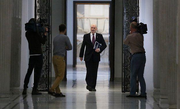 Macierewicz: powstaje nowa komisja smoleńska