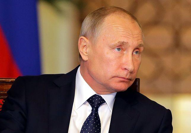Władimir Putin odpowie kontrsankcjami