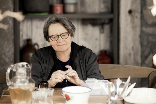 Agnieszka Holland fot. Robert Pałka / SF TOR