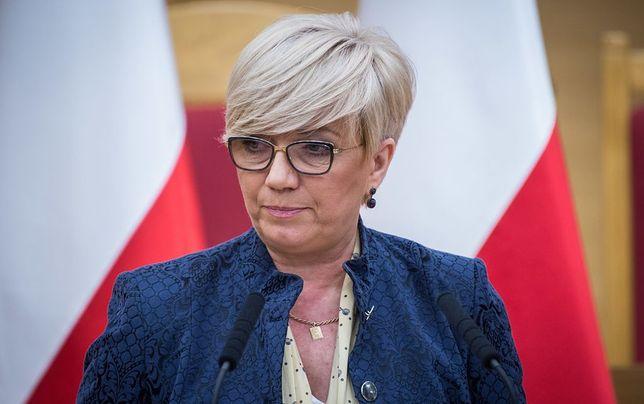"""Julia Przyłębska """"Człowiekiem Wolności 2017"""" tygodnika """"Sieci"""""""