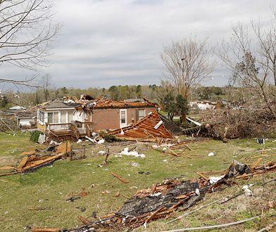 Potężne tornada nad dwoma stanami. Zabici i ranni w USA