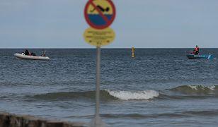 Zamknięte kąpieliska nad Bałtykiem. Zły stan wody Zatoki Gdańskiej