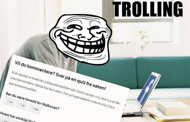 Norwegia znalazła sposób na hejt w sieci. Żeby napisać komentarz, będziesz musiał... przeczytać tekst