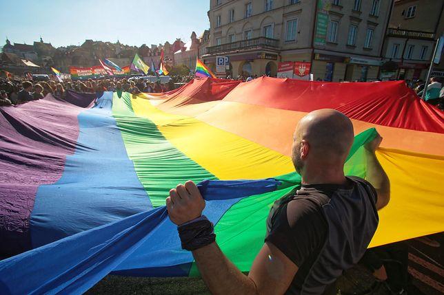 Tomasz Pitucha, radny PiS został skazany za obrazę organizatora Marszu Równości w Lublinie