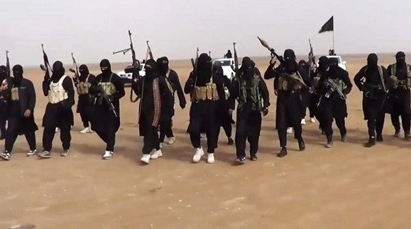 Bojownicy Państwa Islamskiego