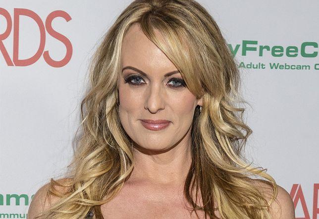 Stormy Daniels może zaszkodzić Trumpowi. Aktorka porno wydaje książkę o ich romansie