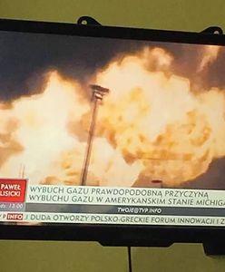 Pasek w TVP Info rozbawił widzów do łez. Tym razem pracownicy przeszli samych siebie