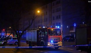 Z powodu znalezienia arsenału materiałów wybuchowych ewakuowano mieszkańców z budynku przy ul. Zamkowej