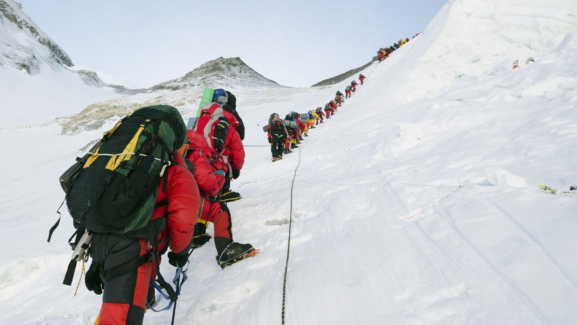 Wyprawa na Mount Everest w 2013 r.