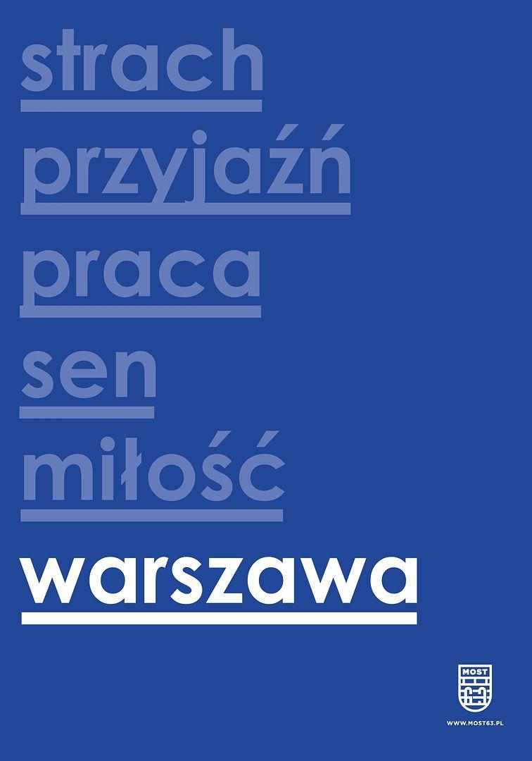"""""""most63"""" - projekt na 70. rocznicę wybuchu Powstania Warszawskiego"""
