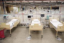 Wojewoda maz.: w szpitalach są wolne miejsca dla zakażonych pacjentów