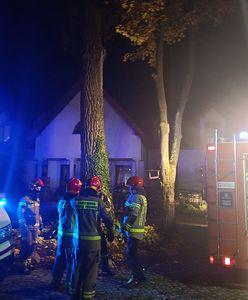Mazowieckie. Dwie osoby zginęły w pożarze w Siennicy