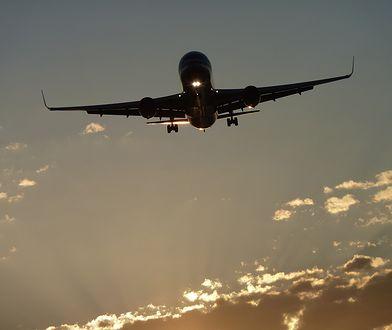 Awaryjne lądowanie na stołecznym lotnisku