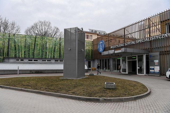 Międzylesie. Do zdarzenia doszło na SOR szpitala w Międzylesiu