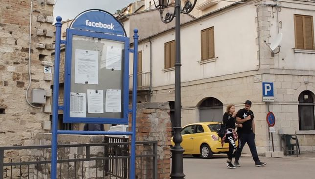 Włochy - internet na żywo w Civitacampomarano
