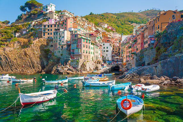 Wczasy we Włoszech - Cinque Terre