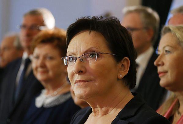Bronisław Komorowski desygnował Ewę Kopacz na premiera