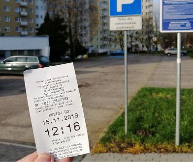 """""""Spółdzielczy parkomat"""" pobiera pieniądze przez 7 dni w tygodniu."""