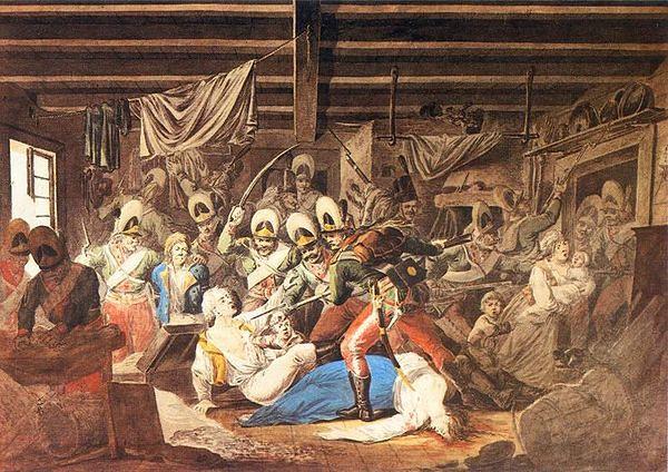 1. Rzeź warszawskiej Pragi 1794