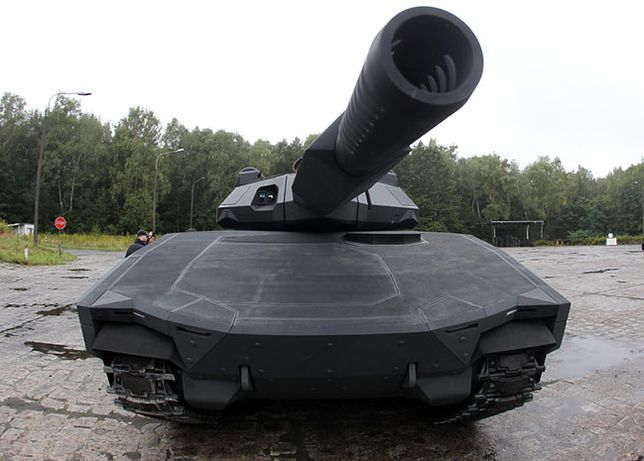Czołg przyszłości PL-01 może okazać się hitem polskiej zbrojeniówki